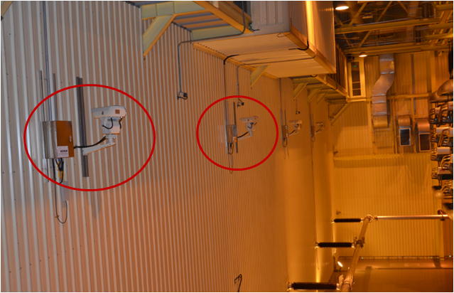 换流站红外热像仪在线监测系统