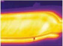 红外热像仪的行业应用—风能发电