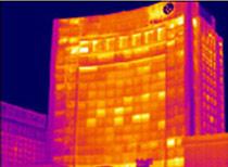 红外热像仪的行业应用—建筑行业