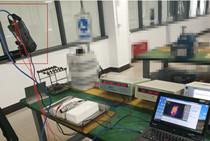 LED运用红外热成像技术检测加热管性能