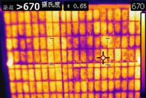 FLIR热像仪帮助公路提升道路热再生机械的工作效率