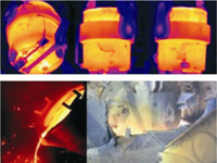 生产过程控制热像监控系统