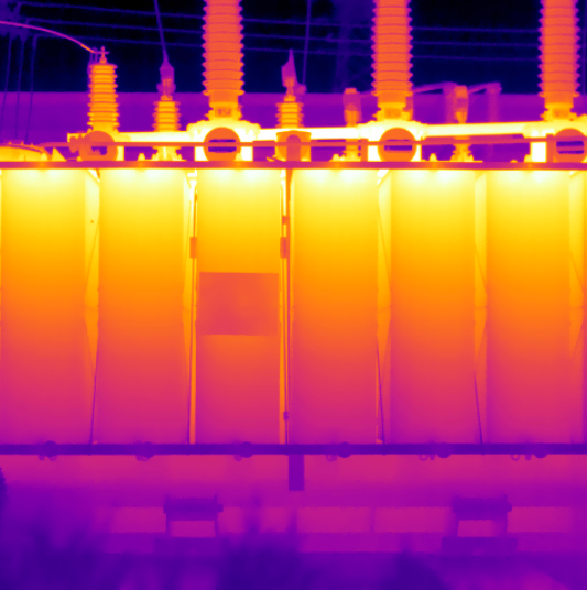 红外热成像检测服务