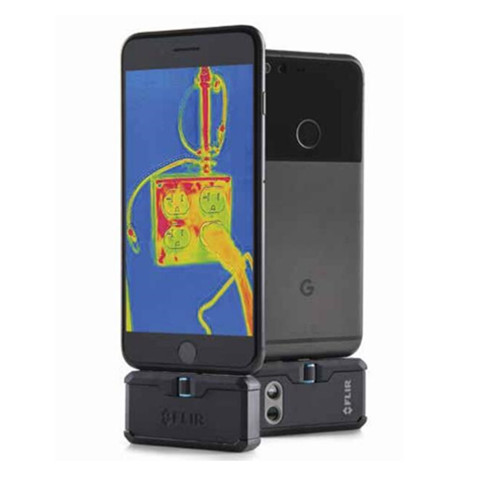 FLIR ONE PRO第三代手机红外热成像仪